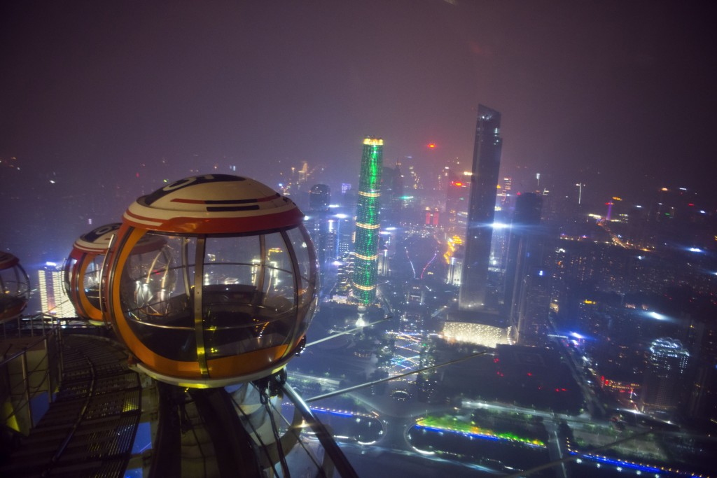 canton tower bubble