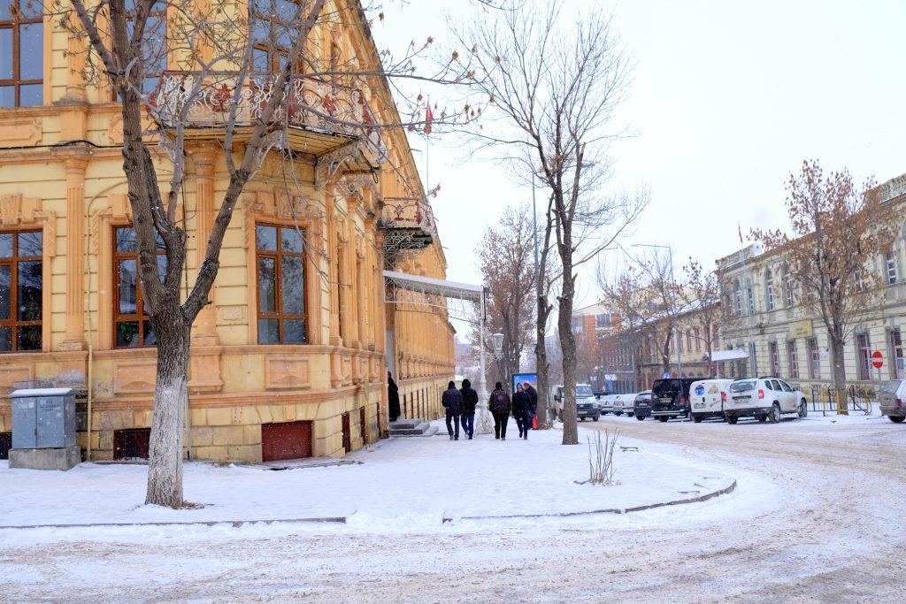 kars-rus-binalari