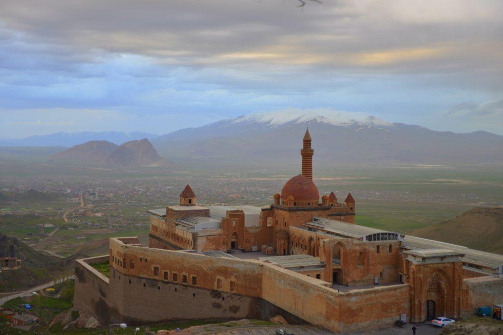 İshak-Pasa-Sarayi-Doğubayazit