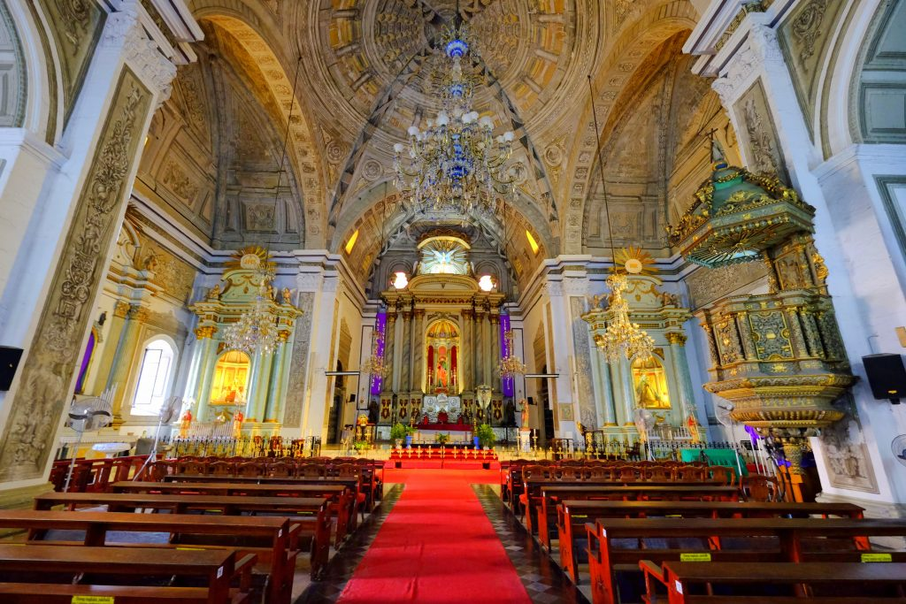 Manila-St.Agustin