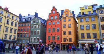 İskandinavya'nın still şehri; Stockholm
