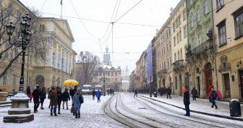 Avrupa'nın şirin kenti Lviv