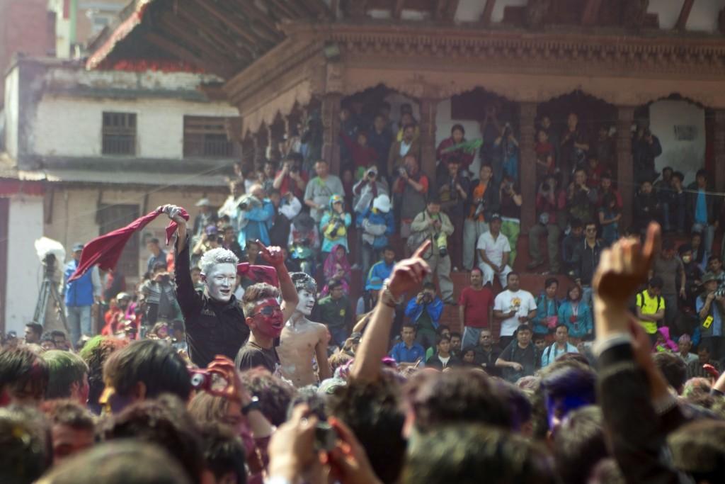 holi-nepal-india