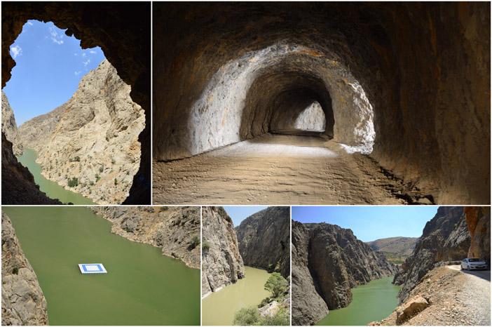 Kemaliye-Taşyol-Kanyon