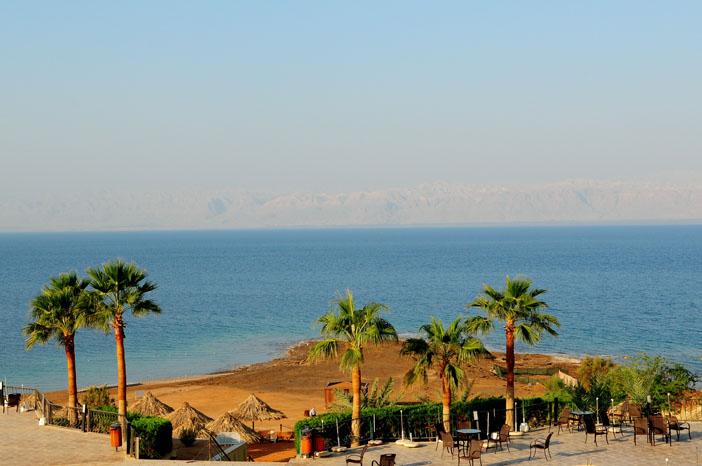 Ürdün-Ölü-Deniz