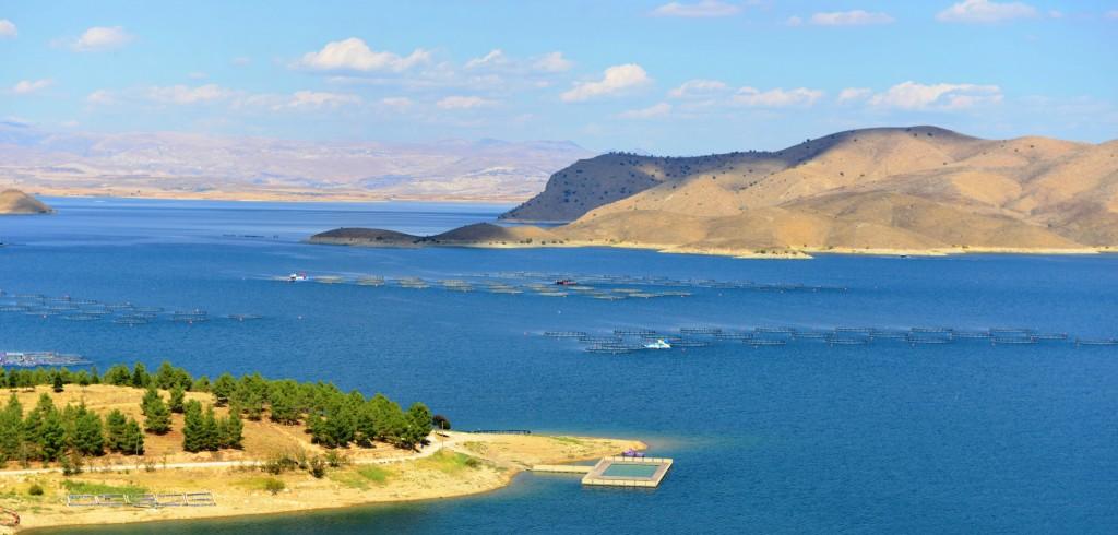 Keban-Baraj-gölü