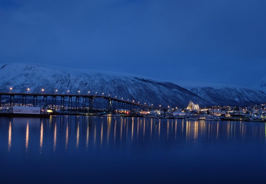 Tromso-Kuzey-Isigi
