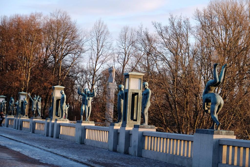 Vigeland-Park-Norvec