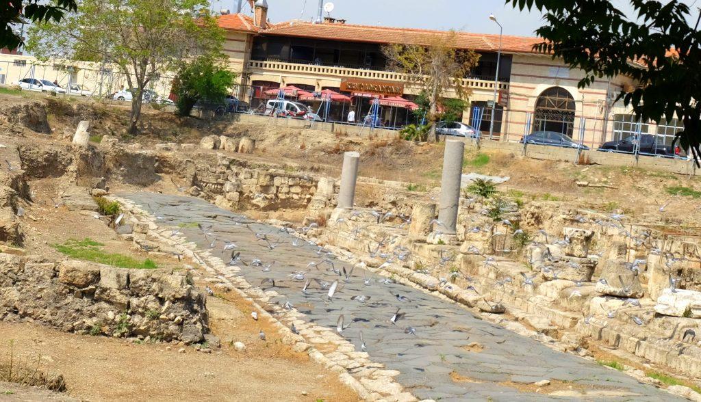Roma-Yolu-Tarsus