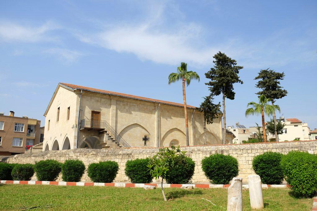 Tarsus-StPaul-Kilisesi