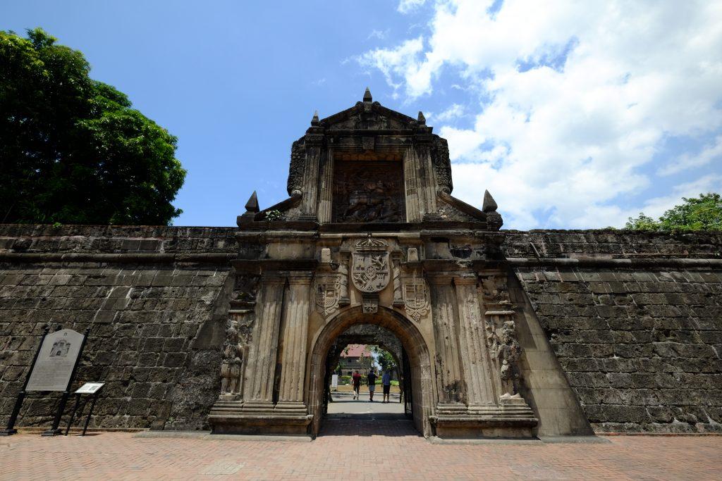 Manila-İspanyol-Port2