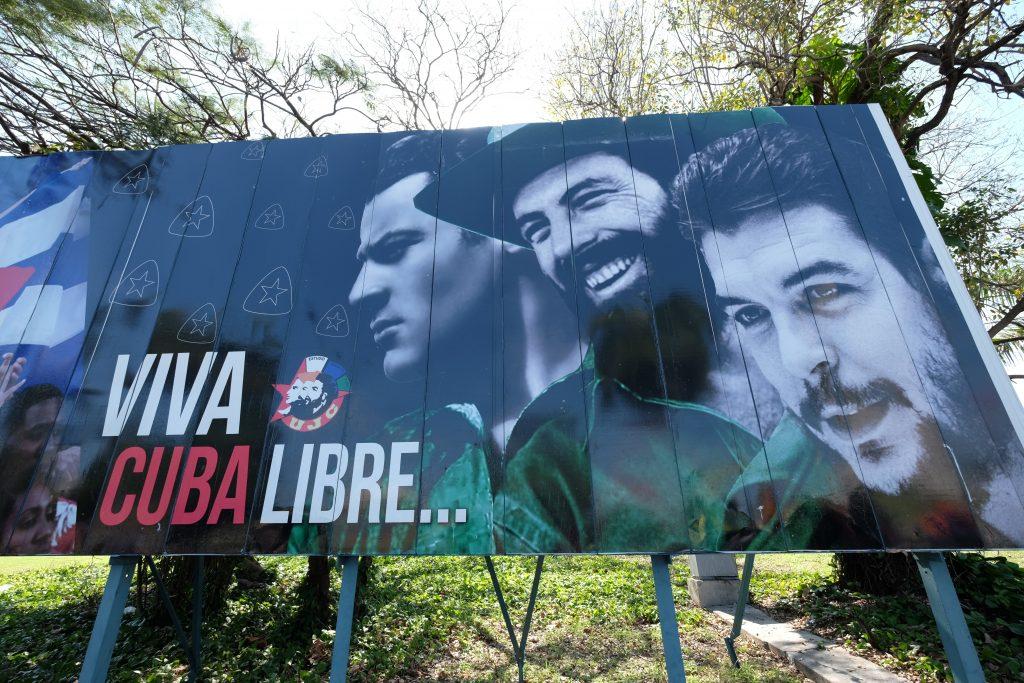 Viva-Cuba-Che