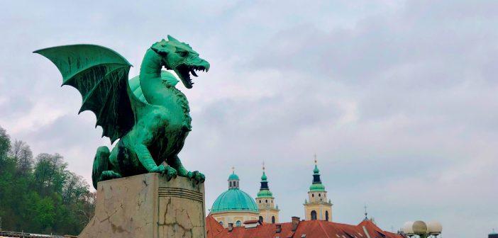 Slovenya'nın yeşil başkenti Lübyana